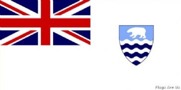 British Arctic Territory  (White Ensign)